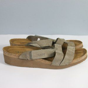 NAOT Kayla Leather Strap Sandals